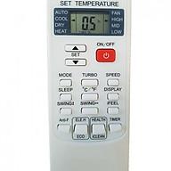 Remote điều khiển dùng cho điều hòa Casper thumbnail