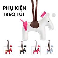 Móc Khóa Phụ Kiện Treo Túi Hình Ngựa Đáng Yêu HAPAS - Pk Ngựa - Ghi chú để chọn màu thumbnail