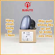 Máy QUÉT mã vạch cầm tay không dây đơn tia 1D SC-830G ( Hàng chính hãng) thumbnail