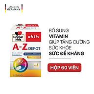 Thực phẩm bảo vệ sức khỏe DoppelHerz A-Z Depot (60 viên) thumbnail