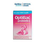 Men vi sinh Optibac for your child s health 30 gói thumbnail