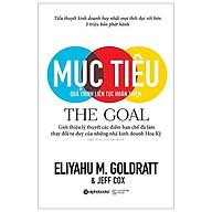 Sách - The goal - Mục tiêu - Quá trình liên tục hoàn thiện thumbnail