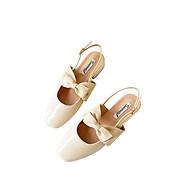 Giày 2 phân phối nơ trên quai nữ tính B9 thumbnail