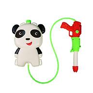 Đồ chơi phun nước Nhựa Chợ Lớn hình Gấu Trúc - Siêu Nhân - Mèo Con thumbnail