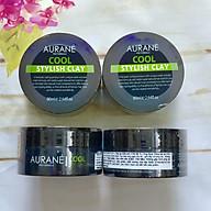 Sáp tạo kiểu tóc nam cứng mờ Aurane Cool Stylish Clay 80ml thumbnail