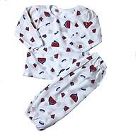 Bộ quần áo trẻ em dài tay thumbnail