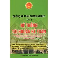 Sách - Chế Độ Kế Toán Doanh Nghiệp Theo Thông Tư 200 Quyển 1 (Nhà Sách Dân Hiền Phát Hành) thumbnail