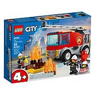 Đồ chơi LEGO City Xe Thang Chữa Cháy 60280 thumbnail