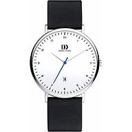 Đồng hồ Nam Danish Design dây da 41mm - IQ12Q1188 thumbnail