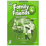 Family And Friends Special Edition 4 - Workbook thumbnail