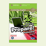 Cambridge English Prepare Level 6 Workbook With Audio thumbnail