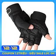 Găng tay tập gym có quấn cổ tay VJ1125 thumbnail