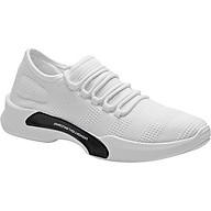 Giày Sneakers Nam Passo GTK059 - Trắng thumbnail