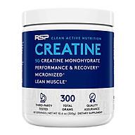 RSP Nutrition Creatine Monohydrate 300grams Hổ Trợ Tăng Sức Mạnh và Phục Hồi Cơ Bắp thumbnail