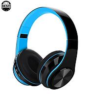 Tai Nghe Chụp Tai Bluetooth Chống Ồn GS-H3 Cao Cấp, Headphone Bluetooth Chụp Tai Có Mic Đàm Thoại Tiện Lợi, Tai Nghe Bluetooth Không Dây Pin Cực Khỏe Bluetooth 5.0 Cao Cấp - Hàng Chính Hãng thumbnail