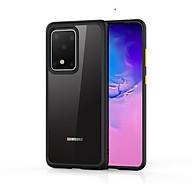 Ốp lưng kính trong viền chống sốc Likgus SEXY Serise cho SamSung Galaxy S20 Ultra, S20 Plus- Hàng nhập khẩu thumbnail