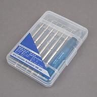 Bộ tô vít 12 đầu siêu bền, siêu tiện lợi - Tặng kèm móc khóa tô vít mini thumbnail