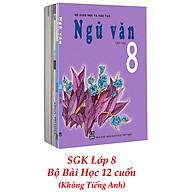Sách Giáo Khoa Bộ Lớp 8 - Sách Bài Học (Bộ 12 Cuốn - Không Tiếng Anh) (2021) thumbnail