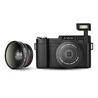 Máy Ảnh Full HD Chống Lắc 4X Kỹ Thuật Số Tích Hợp Đèn Pin Có Thể Mở Rộng Và Lọc Ánh Sáng Andoer (3.0) (1080P 15fps Full HD 24MP) thumbnail
