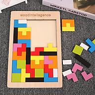 Đồ Chơi Giáo Dục Bảng Xếp Khối Hình Tetris Phát Triển Tư Duy Sáng Tạo Cho Bé thumbnail