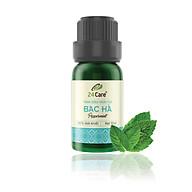 Tinh dầu Bạc Hà 24Care 10ml - Chiết xuất thiên nhiên, khử mùi, thơm phòng, giúp tinh thần tỉnh táo. thumbnail