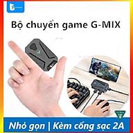 Bộ chuyển game Gamwing MIX Battle dock bộ chuyển đổi chơi game PUBG Mobile, Mobile Legends,RoS, Knives Out, Free Fire - thumbnail