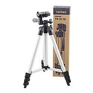 Chân máy ảnh Gậy chụp hình 3 chân dùng livestream - Tripod TF3110 thumbnail