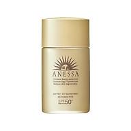 Sữa chống nắng bảo vệ hoàn hảo Anessa Perfect UV Sunscreen Skincare Milk - SPF 50+, PA++++ - 20ml thumbnail