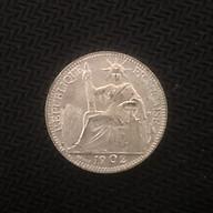 Xu Đông Dương lưu niệm 10 cent hoa xòe 1902 thumbnail