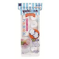 Khay làm thạch, kem, đá,...vv đa dụng Yukipon viên hình cầu - Hàng nội địa Nhật thumbnail