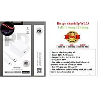 Bộ Sạc Nhanh IP12 Winlink 29WL03- hàng chính hãng thumbnail