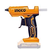 Súng bơm keo dùng pin Li-on hiệu Ingco CGGLI2001 thumbnail