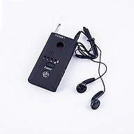 Máy dò thiết bị định vị, camera, ghi âm CC308+ - Tặng kèm đèn pin bóp tay mini thumbnail