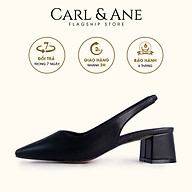 Erosska - Giày cao gót bít mũi kiểu dáng Hàn Quốc cao 5cm CL015 thumbnail