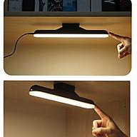 Đèn Led gắn tường, tủ đọc sách tích điện đa năng 4 cấp độ thumbnail