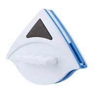 Bộ dụng cụ lau kính 2 mặt siêu sạch giao màu ngẫu nhiên - Tặng 1 miếng cọ rửa silicon thumbnail