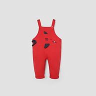 Bộ Jumpsuit quần dài sơ sinh BAA BABY hình cá mập cho bé trai - BN-JS05C thumbnail