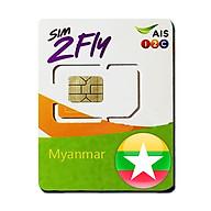 Sim Myanmar 4G Tốc Độ Cao thumbnail
