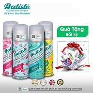 Dầu Gội Khô Batiste Dry Shampoo 50ml Hô Trơ La m Gia m Dâ u Thư a Trên To c (Size nho tiê n du ng) thumbnail