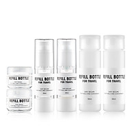 BLD Bayview perfume travel emulsion vacuum bottler high-end suit press spray makeup empty bottle portable small thumbnail
