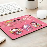Lót chuột xinh xắn dễ giặt lau chùi Ling Charm thumbnail