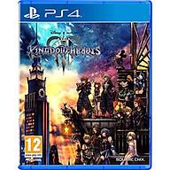 Đĩa game kingdom hearts III cho ps4 - hệ asia - Hàng Nhập Khẩu thumbnail