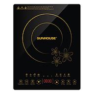 Bếp Điện Từ Cảm Ứng Sunhouse SHD 6800 (2000W) - Hàng chính hãng thumbnail