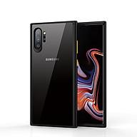 Ốp lưng lưng nhám viền TPU dẻo chính hãng LIKGUS dành cho SamSung Galaxy Note 10+ Plus thumbnail