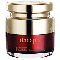 DACAPO - KEM DƯỠNG TRẮNG, NGỪA LÃO HÓA DA DACAPO ĐỎ 50ML thumbnail