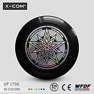Đĩa Ném Frisbee 175 gram Black Ultra Star thumbnail