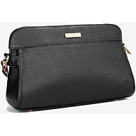 Túi Xách Nữ Có Quai Đeo Da Bò Cao Cấp Màu Đen WT Leather 0843.2 thumbnail