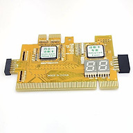 Card Test Lỗi Mainboard PCI Express Cho Máy Tính - Dùng Cho Hầu Hết Các Loại Bo Mạch thumbnail