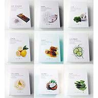 Mặt nạ giấy Jant Blanc 1 hộp 10 miếng 9 mùi tặng 1 mặt nạ cùng loại thumbnail