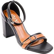 Giaỳ sandal Mozy đế vuông quai khóa MZSD034 thumbnail